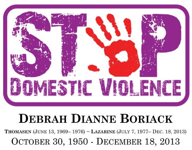 stop domestic violence Mom