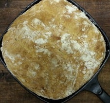 I love No Knead Skillet bread.